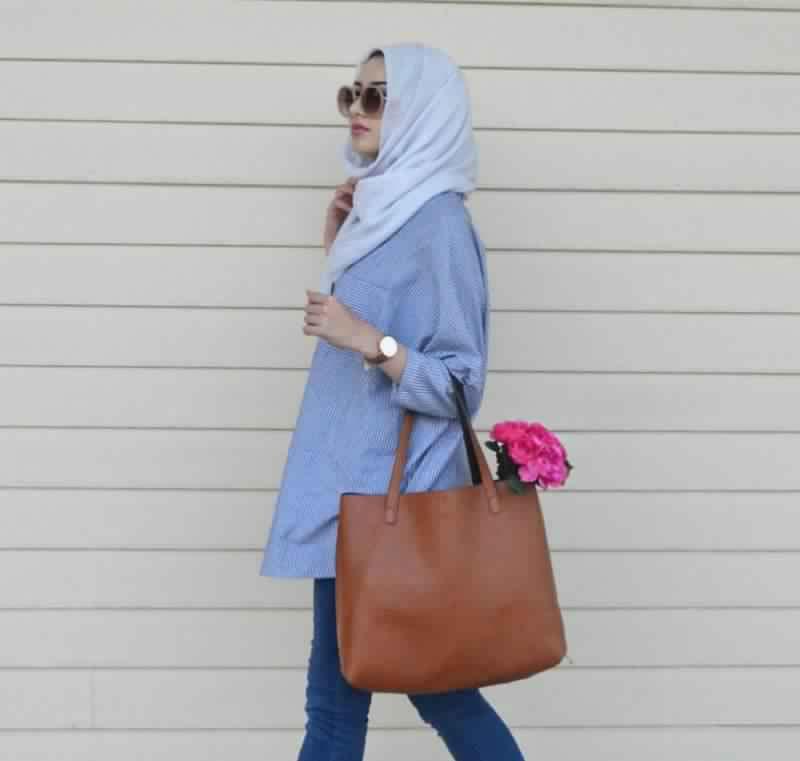 Tenue de Hijab8