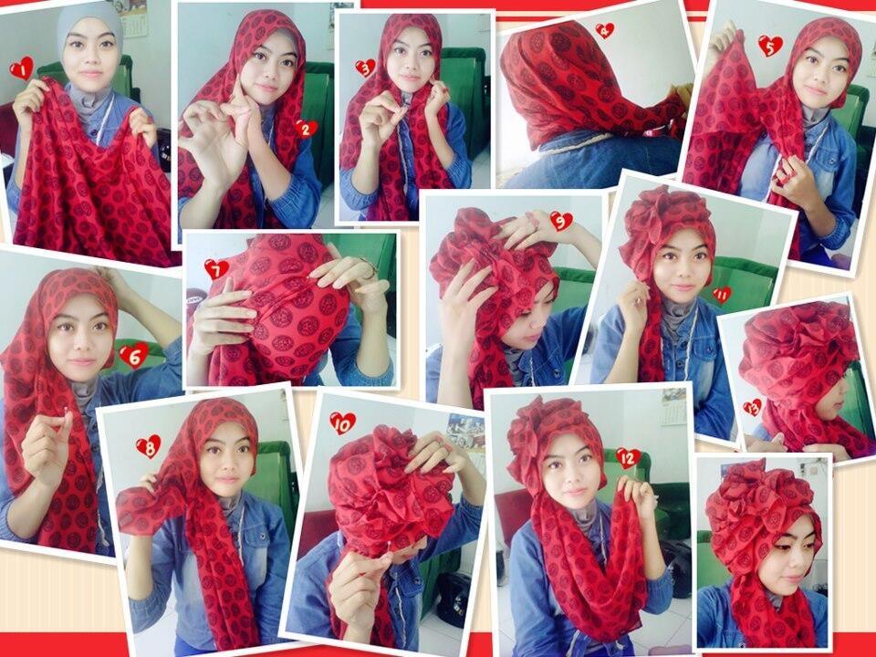 Tutoriel Hijab 10
