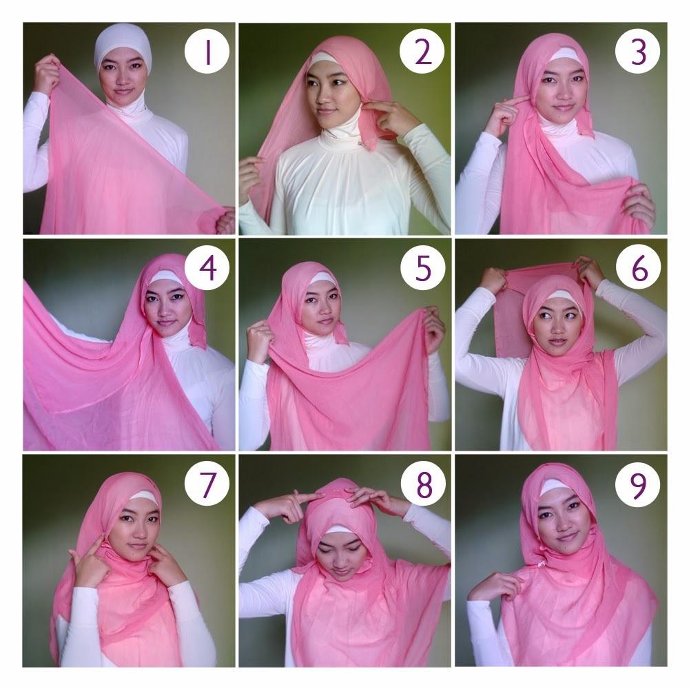 Tutoriel Hijab 11