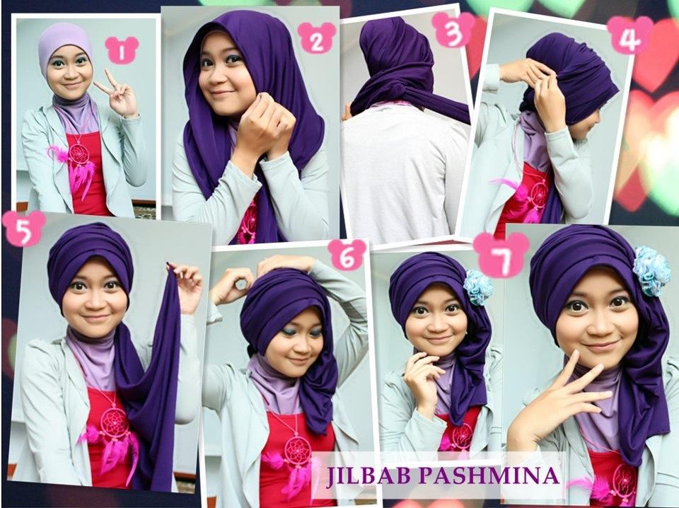 Tutoriel Hijab 12