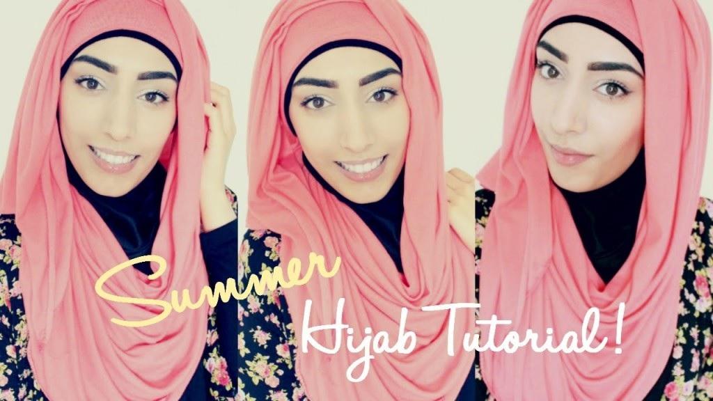 Tutoriel Hijab 14