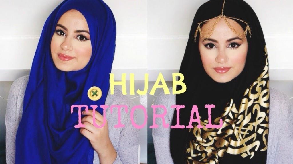 Tutoriel Hijab 15
