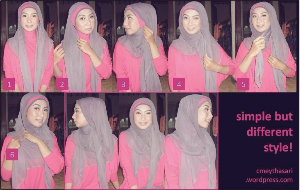 Tutoriel Hijab 9