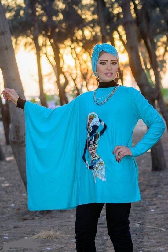 hijab Turban 1