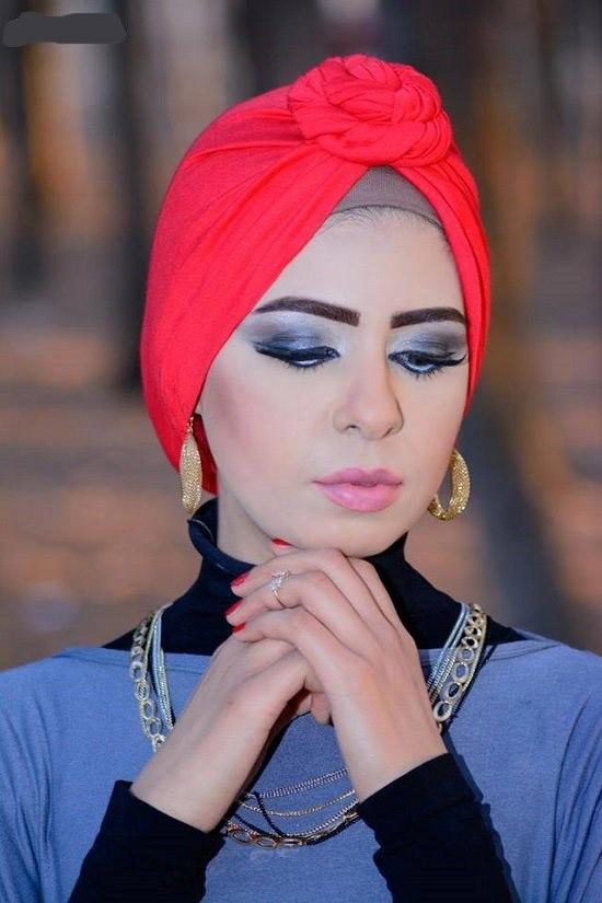 hijab Turban 2