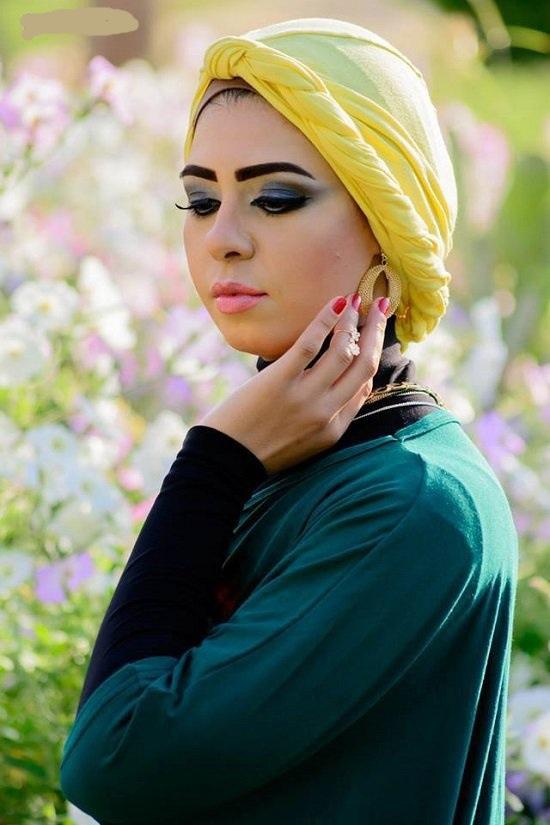 hijab Turban 6