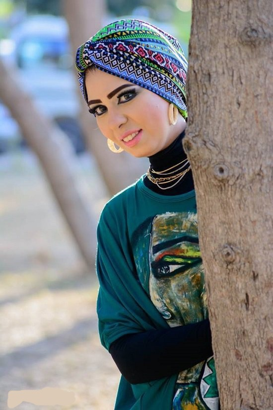 hijab Turban 7