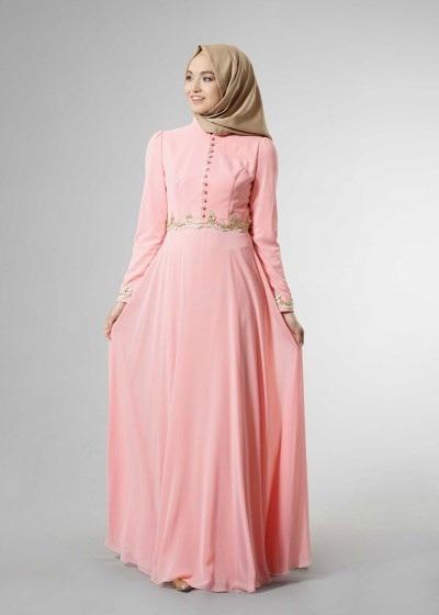 Robe De Soir E Hijab 2018