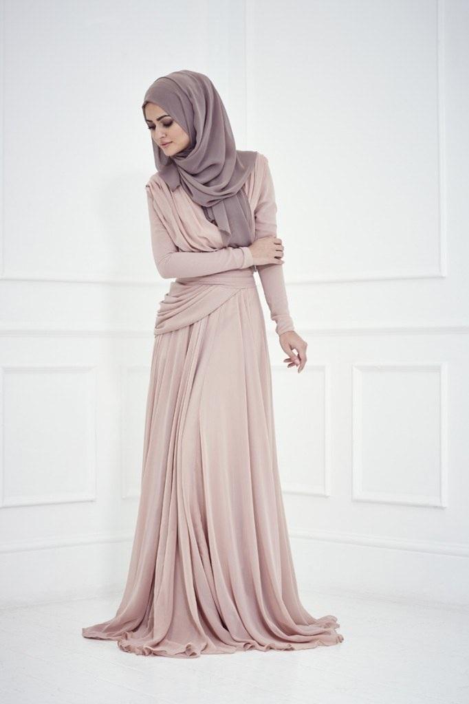 25 Jolies Robes De Soir E Pour Femmes Voil Es Astuces Hijab