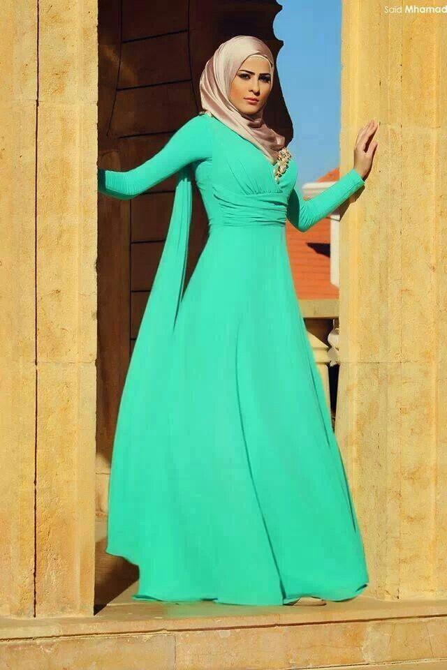 tenue abaya 2