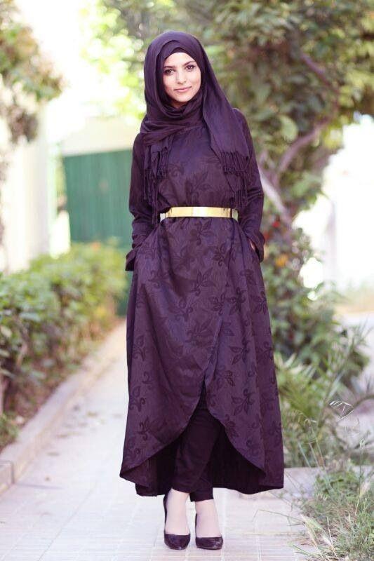 tenue abaya 6