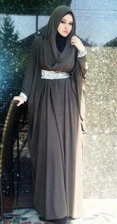 tenue abaya 8