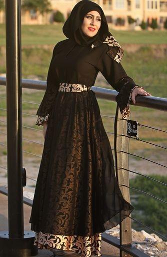 tenue abaya 9