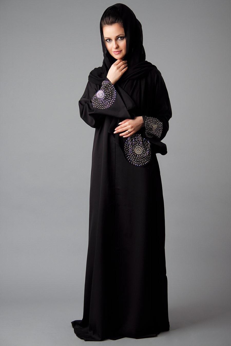 Abaya moderne 1