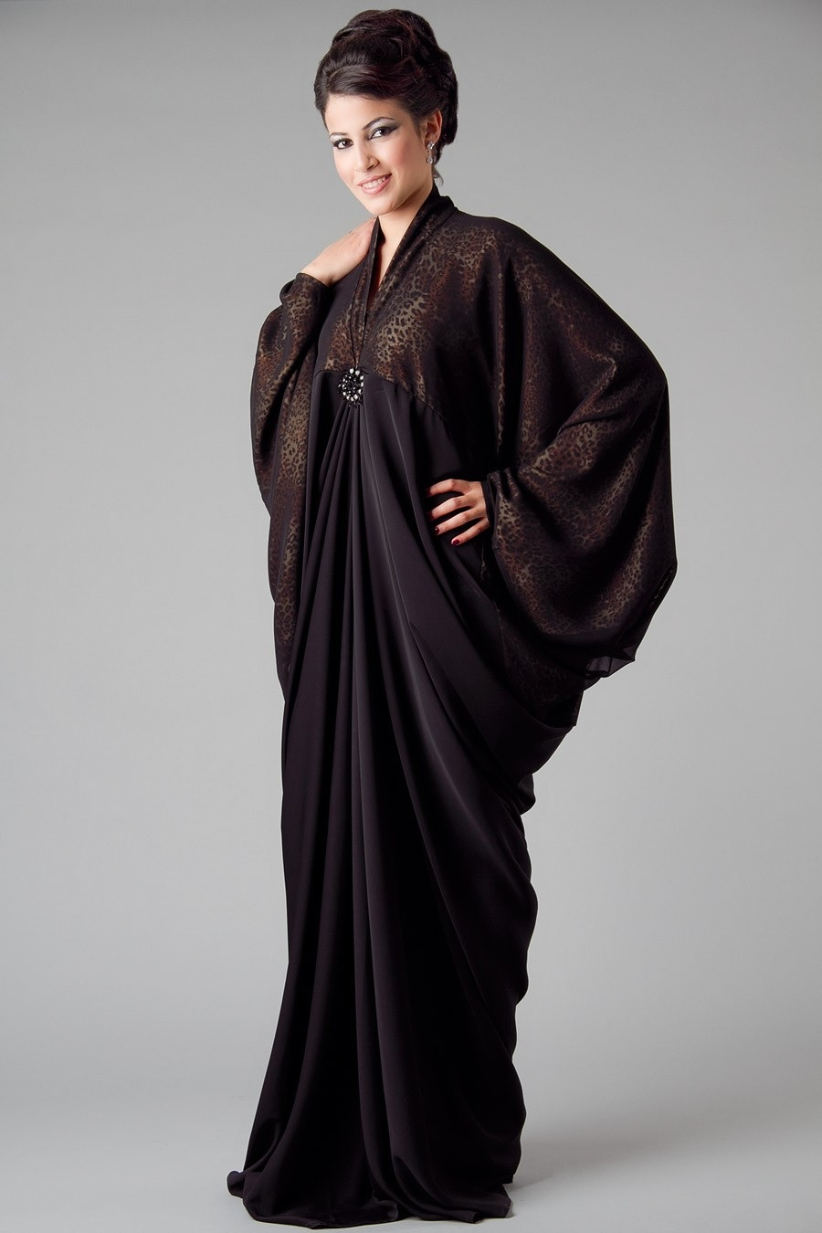 Abaya moderne 11