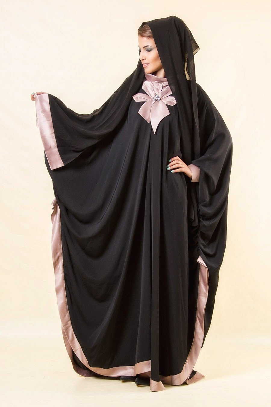 Abaya moderne 12