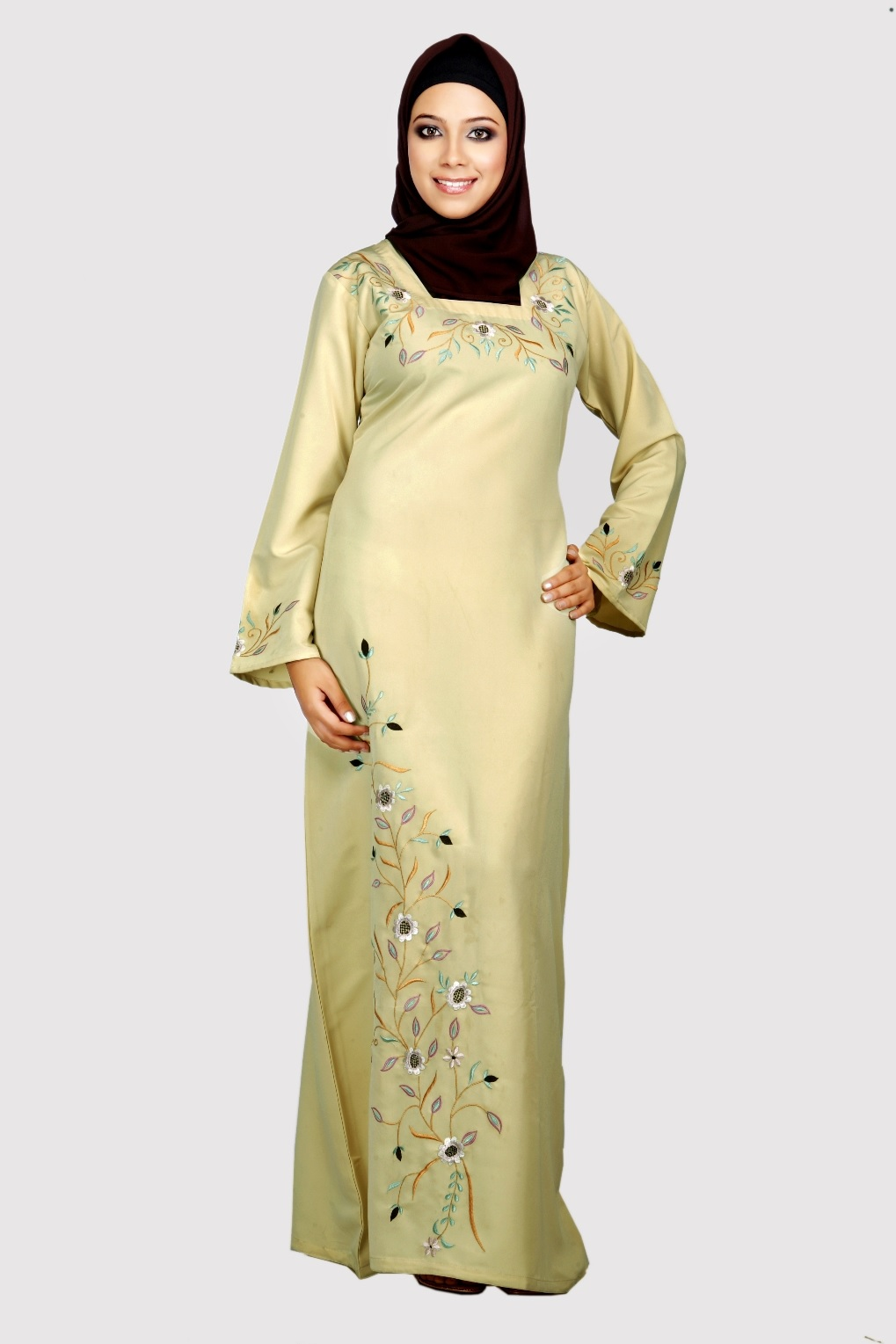 Abaya moderne 13