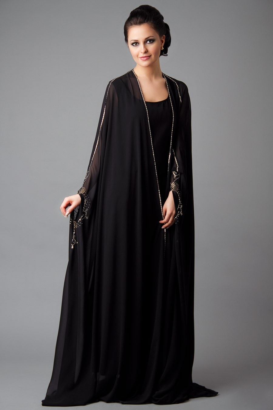 Abaya moderne 15