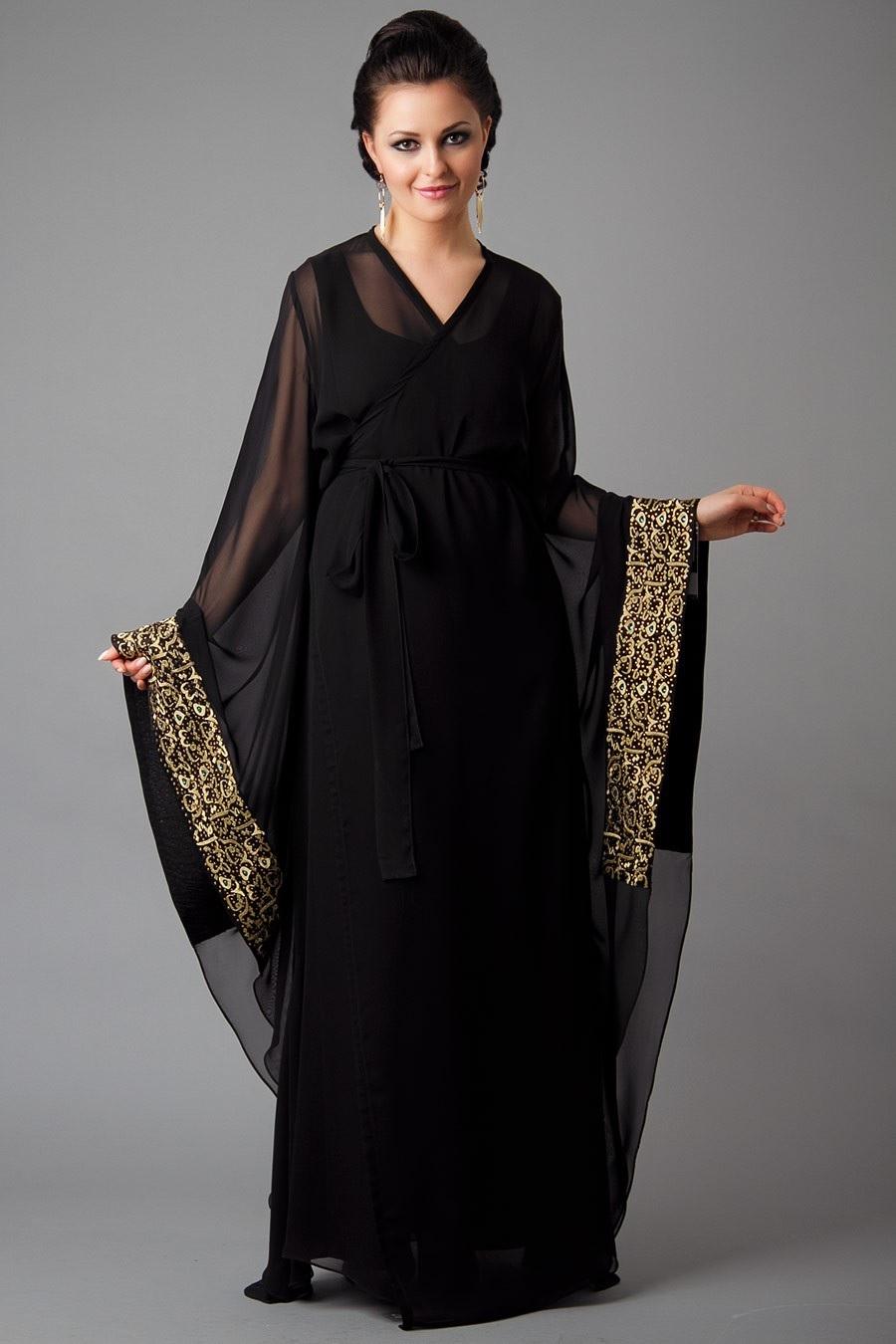 Abaya moderne 16