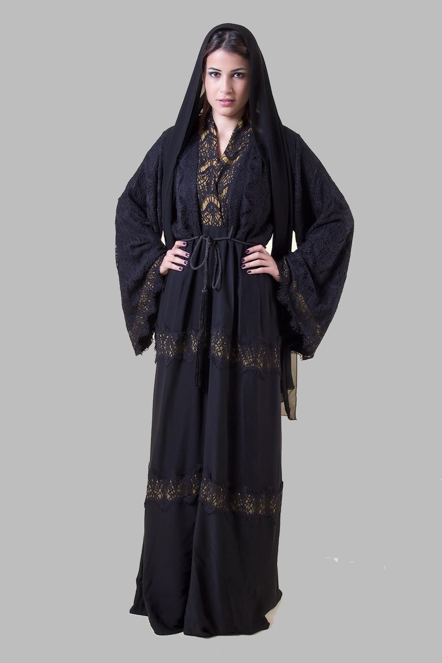 Abaya moderne 3