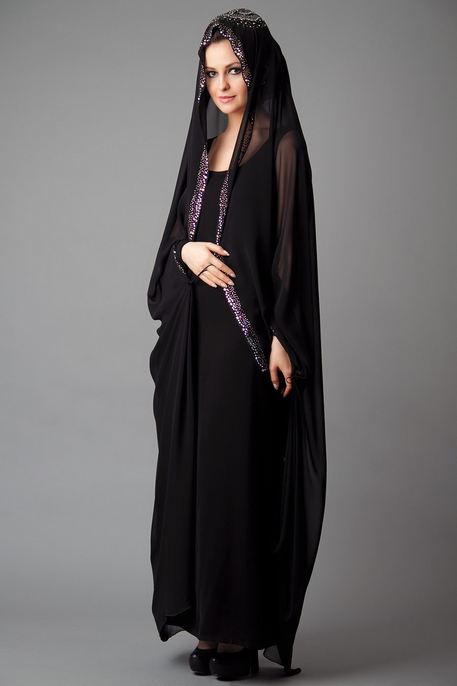 Abaya moderne 4