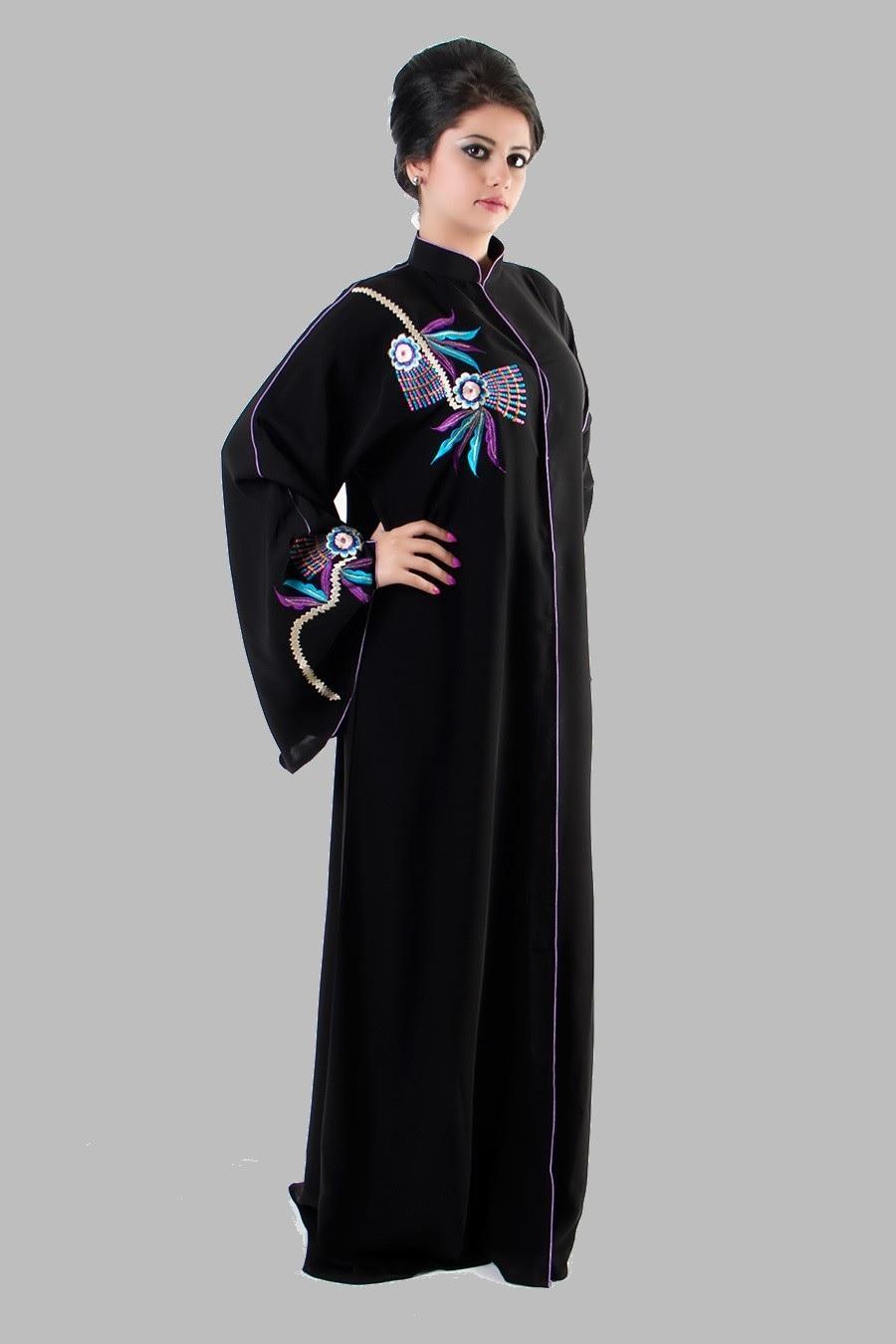 Abaya moderne 7
