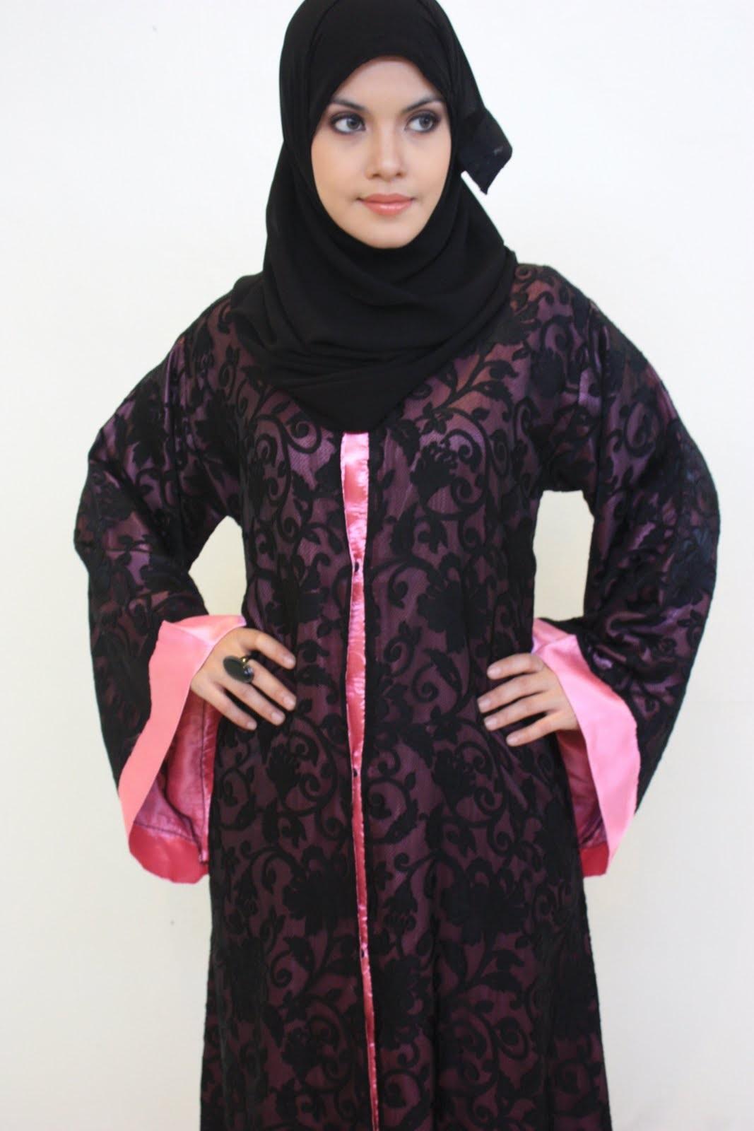 Abaya moderne 8
