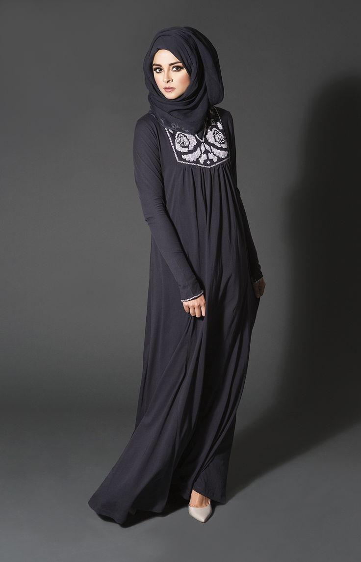 Abaya moderne 9