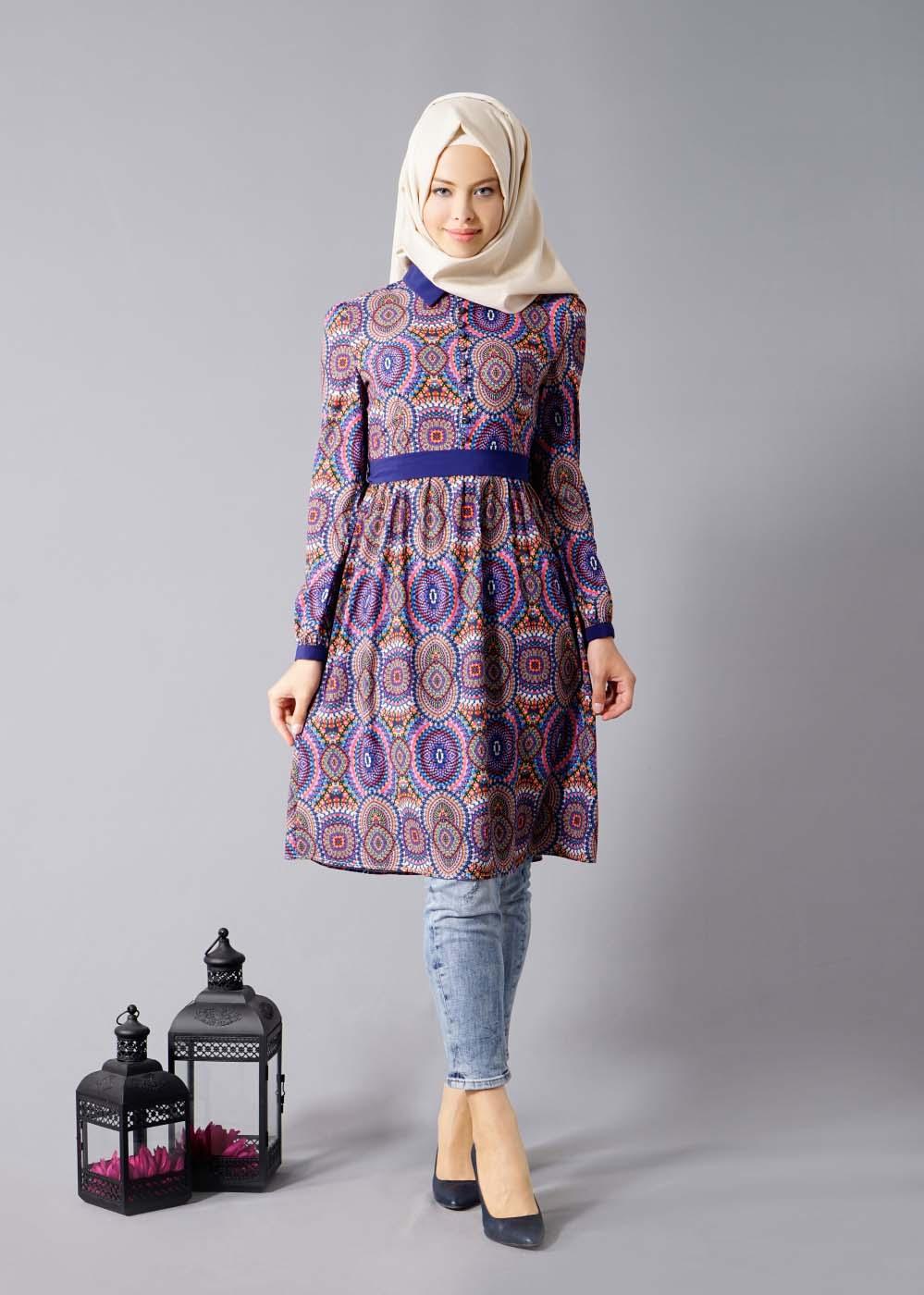 Robe Tunique pour Hijab