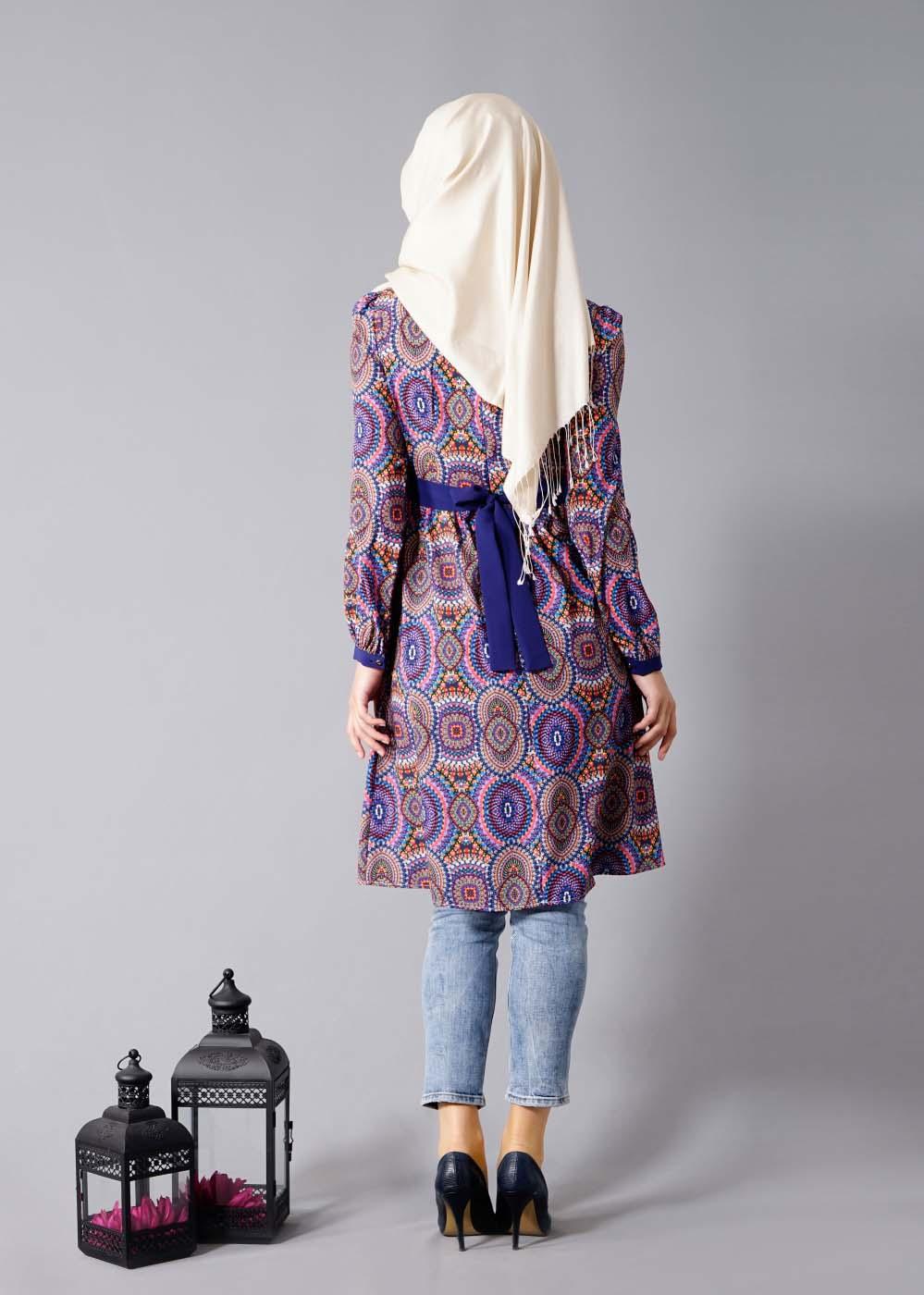 Robe Tunique pour Hijab3