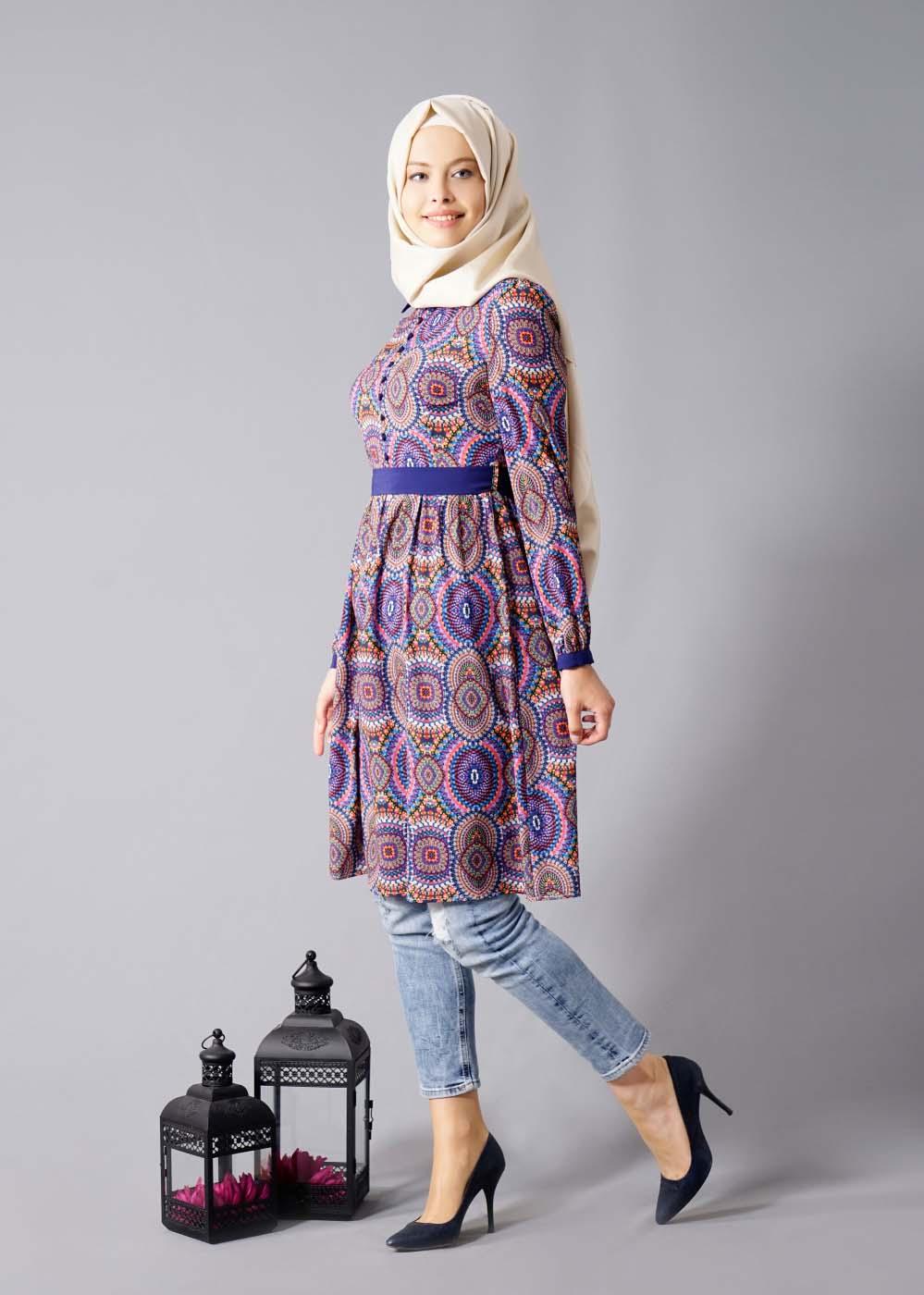 Robe Tunique pour Hijab5