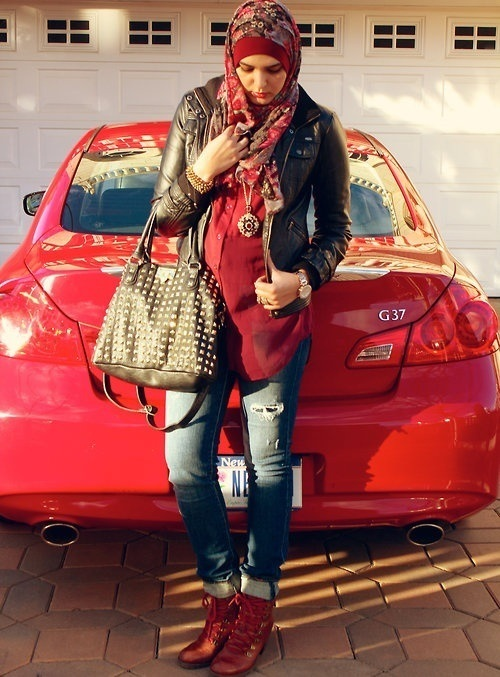 Style de Hijab 11