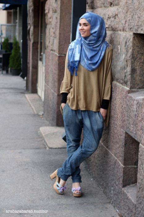 Style de Hijab 13