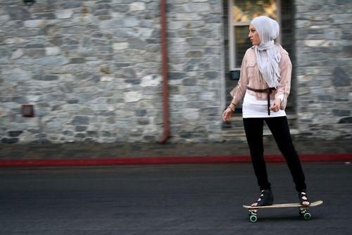 Style de Hijab 14