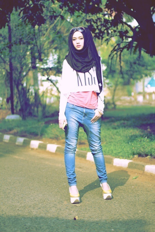 Style de Hijab 15