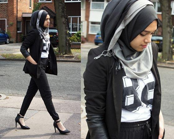 Style de Hijab 16