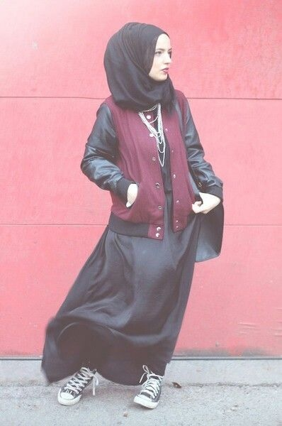 Style de Hijab 18