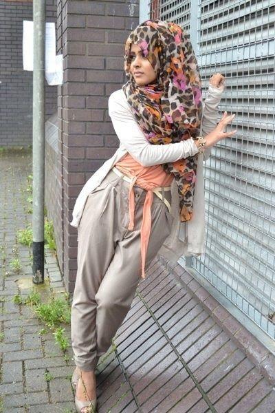 Style de Hijab 19