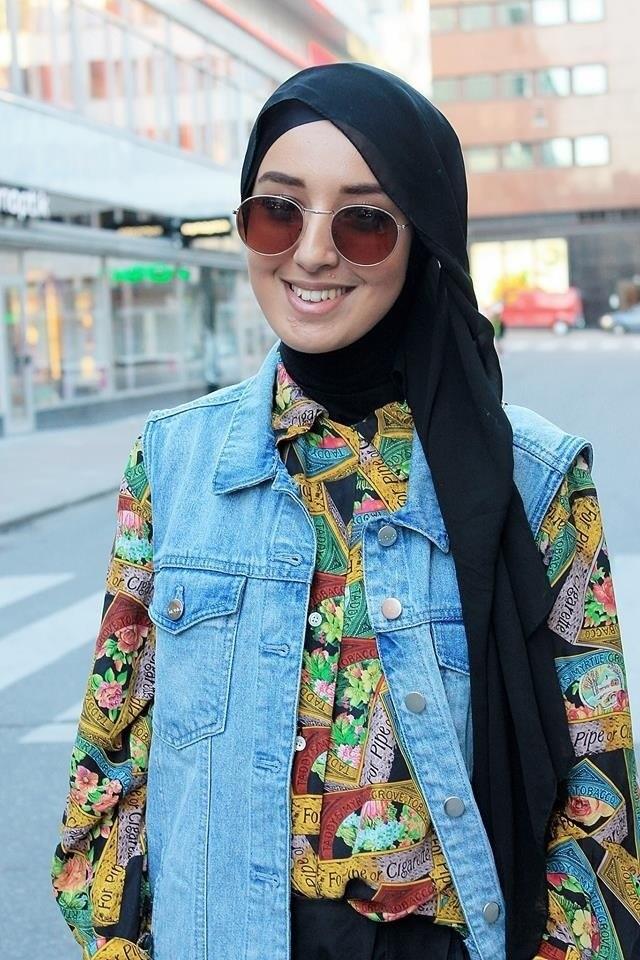 Style de Hijab 4