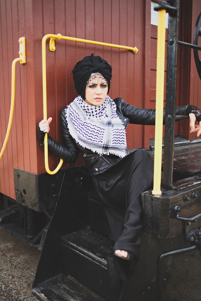 Style de Hijab 6