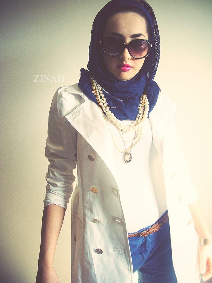 Style de Hijab 7