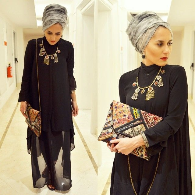 Style de Hijab 9