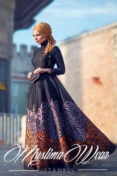robe-de-soiree-femme-voilee-8