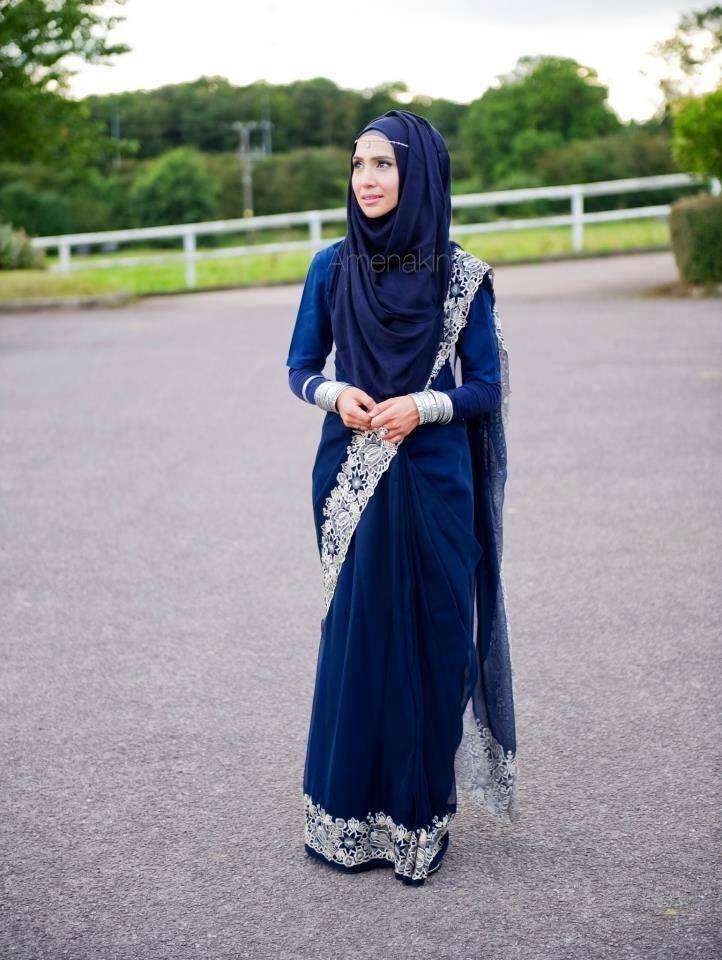 robe soirée hijab 1