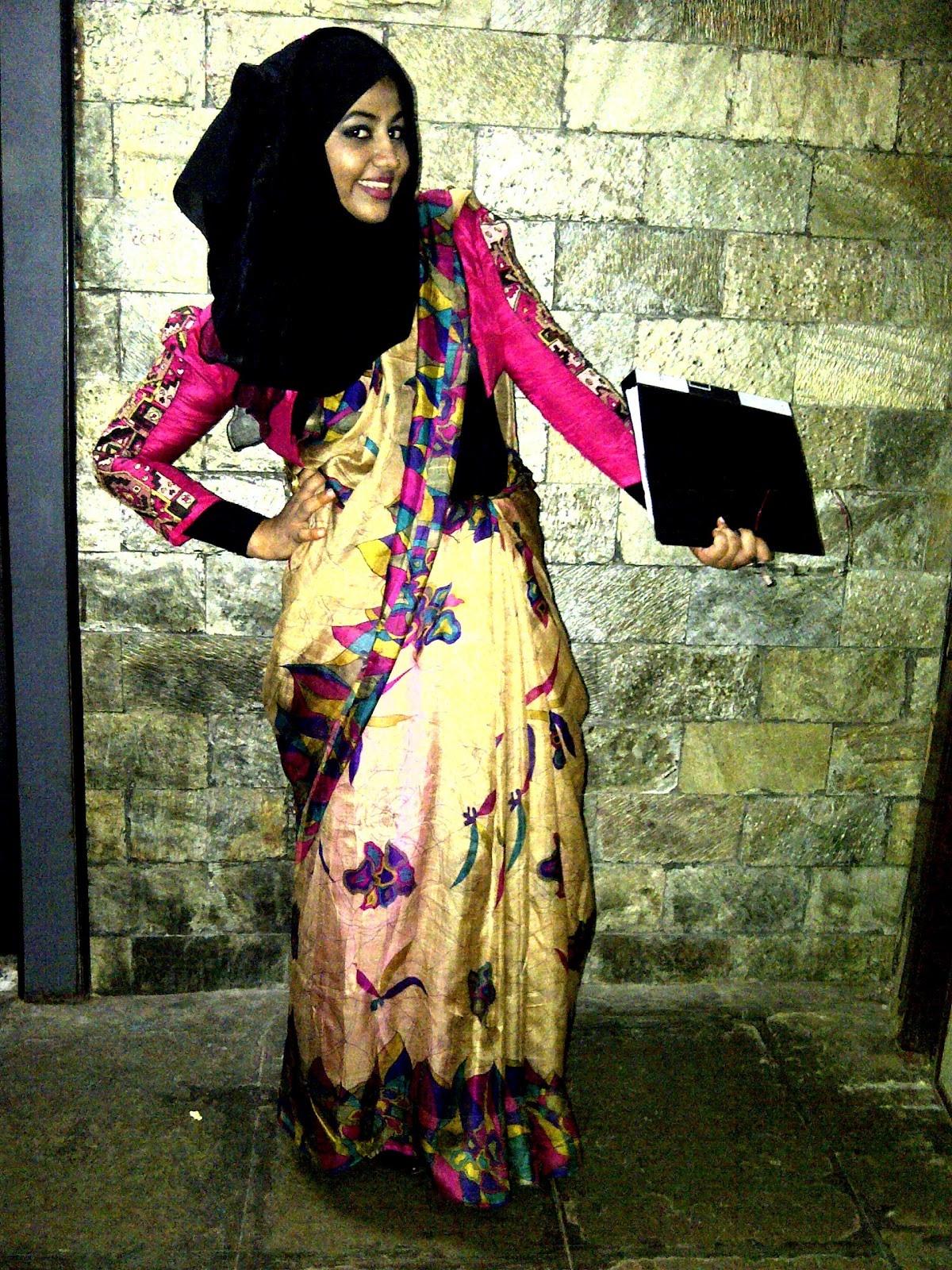 robe soirée hijab 2
