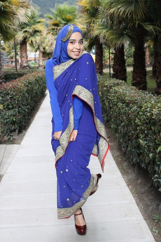 robe soirée hijab 5