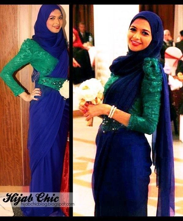 robe soirée hijab 6