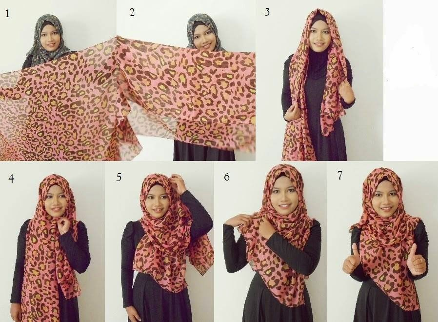 comment faire le hijab 45 astuces pour un hijab parfait astuces hijab. Black Bedroom Furniture Sets. Home Design Ideas