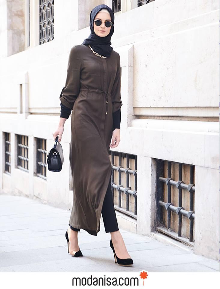 Hijab Inspiration 2017 Id E De Tenue De Hijab Chic Fashion Et Pratique Prix Merveilleux