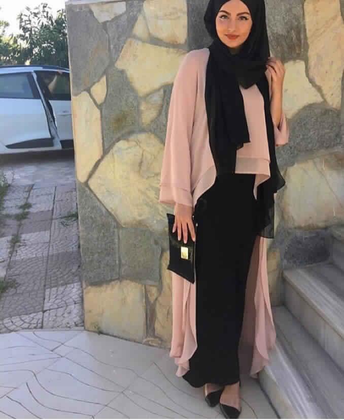 Hijab Fashion 2016 2017 78 Id Es De Styles De Hijab Pratiques Pour D Buter L 39 Hiver 2017